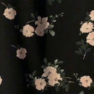 Express Dresses - Size 0 Navy mini sleeveless dress